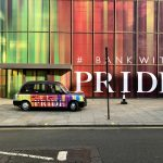 Oasis Graphic Co. London Pride Coutts Bank